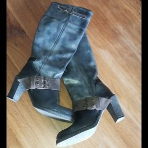 Women boots brand Bos size, 9